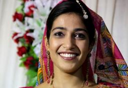La mariée Sabéra