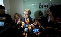Interview du Président de la Catalogne