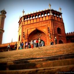 Inde - Jama Masjid