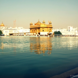 Inde - Temple d'or d'Amritsar