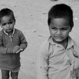Inde - Les enfants de la rue