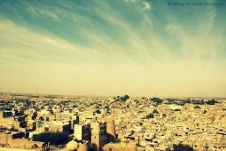 La ville jaune - Jaisalmer