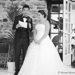 Mariage Patrick & Laetitia - Civil - 12 septembre 2015