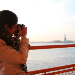 Statue de la Liberté NYC / ©MD